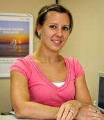Photo of Erika Smith, Receptionist from Gulf Coast Hearing Centers - Fort Walton Beach