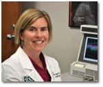 Photo of Suzi Pokrzywinski, MS from SIU School of Medicine Center for Hearing and Balance