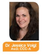Photo of Jessica Voight, AuD, CCC-A from Northern Hearing Services Inc - Anchorage