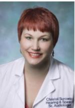 Photo of Christal Surowicz, M.S., CCC-A, FAAA from Washington Hospital Center